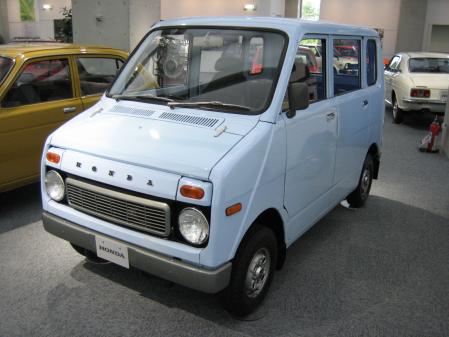 HondaLifeStepvan